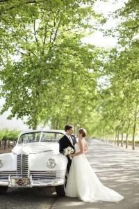 Wedding Car..