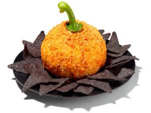 Picture of Pumpkin Cheese Ball Recipe