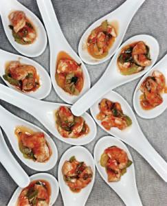 Bloody Mary Shrimp recipe