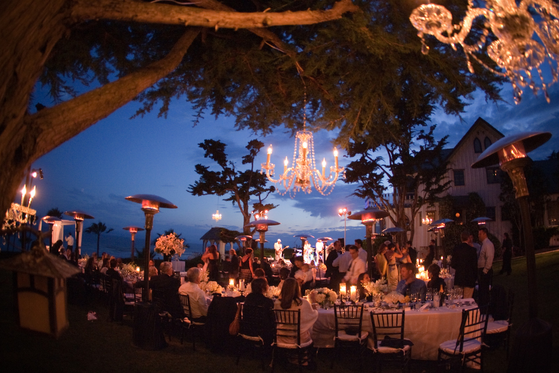 Private Estate Wedding Malibu