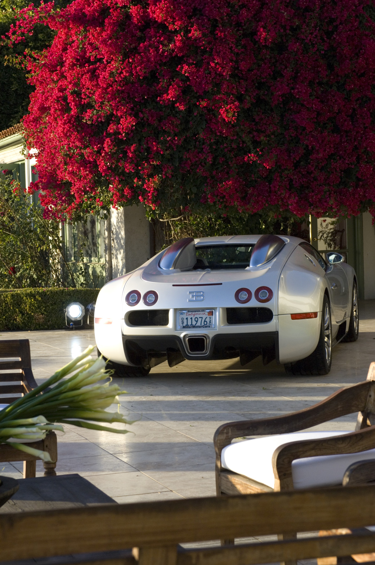 Bugatti Private Estate Special Event