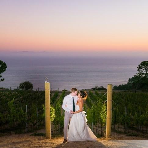 Private Estate Wedding Palos Verdes