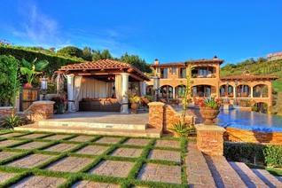 Private Estate Rental Los Angeles