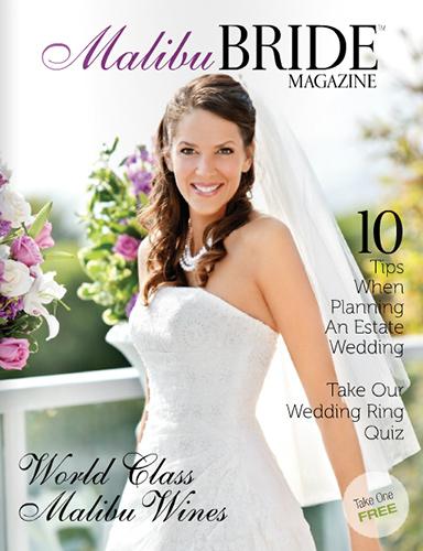 Malibu Bride Magazine