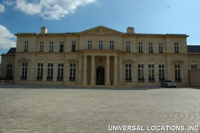 Holmby Hills Private Estate Rental European Architecture