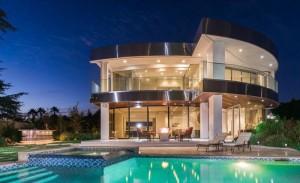 Modern Private Estate Los Angeles