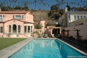 Santa Monica Private Estate for Events