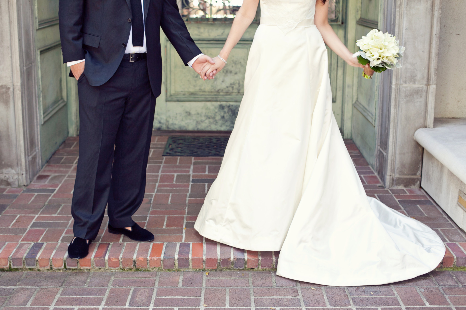 Private Estate Wedding Santa Monica