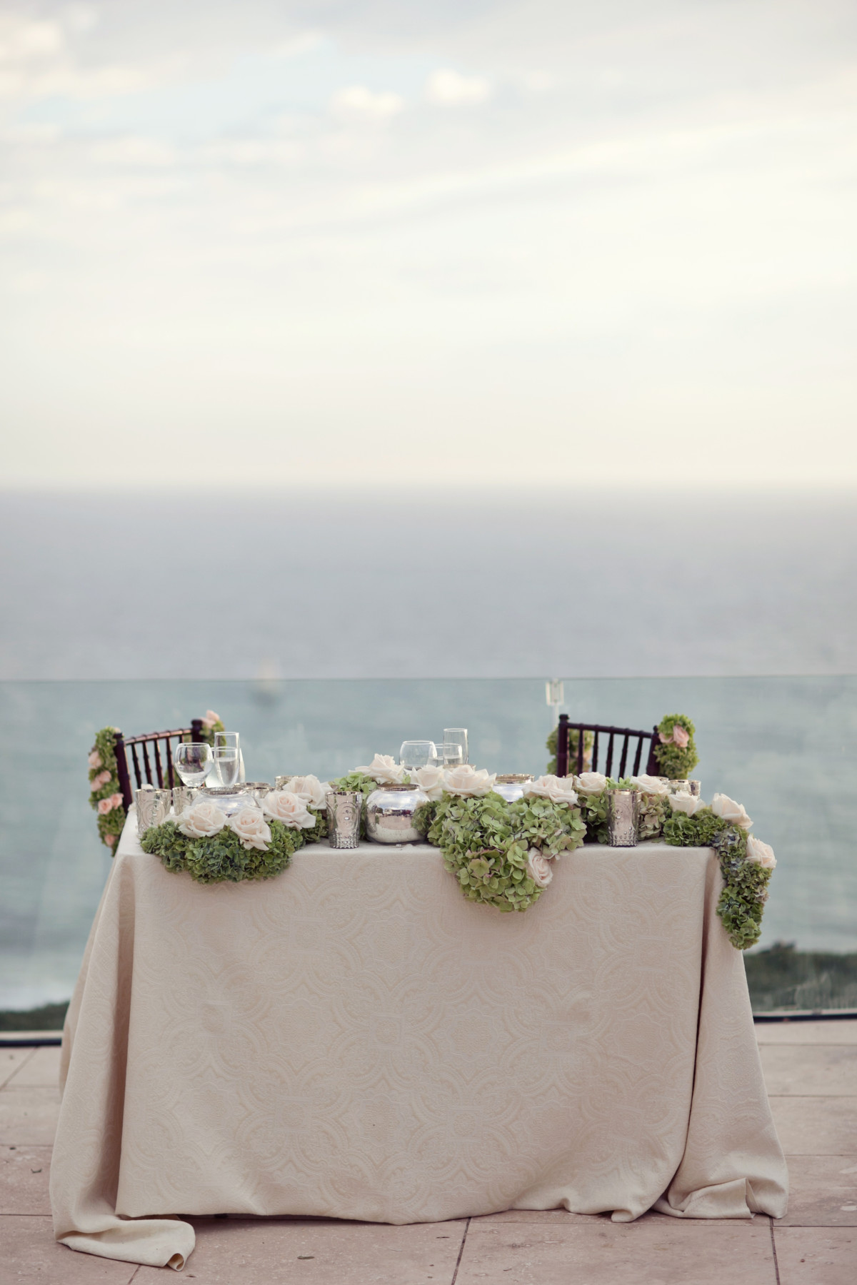 Private Estate Wedding Pacific Palisades