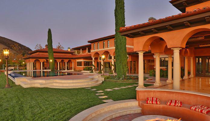 Private Wedding Estate Calabasas