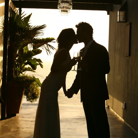 Private Malibu Beach Wedding