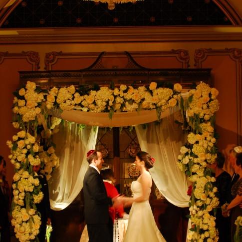 Langham Huntington Wedding