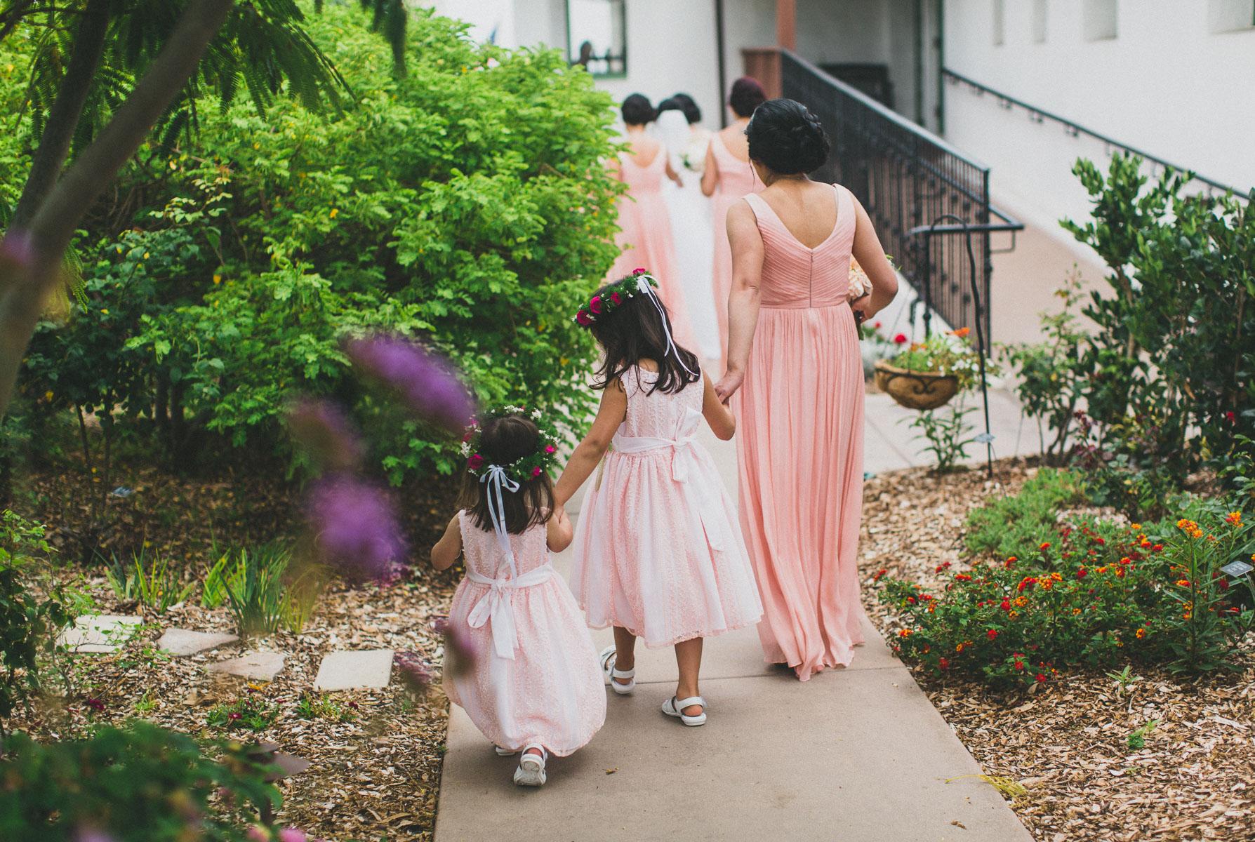 Wedding at Casa Romantica