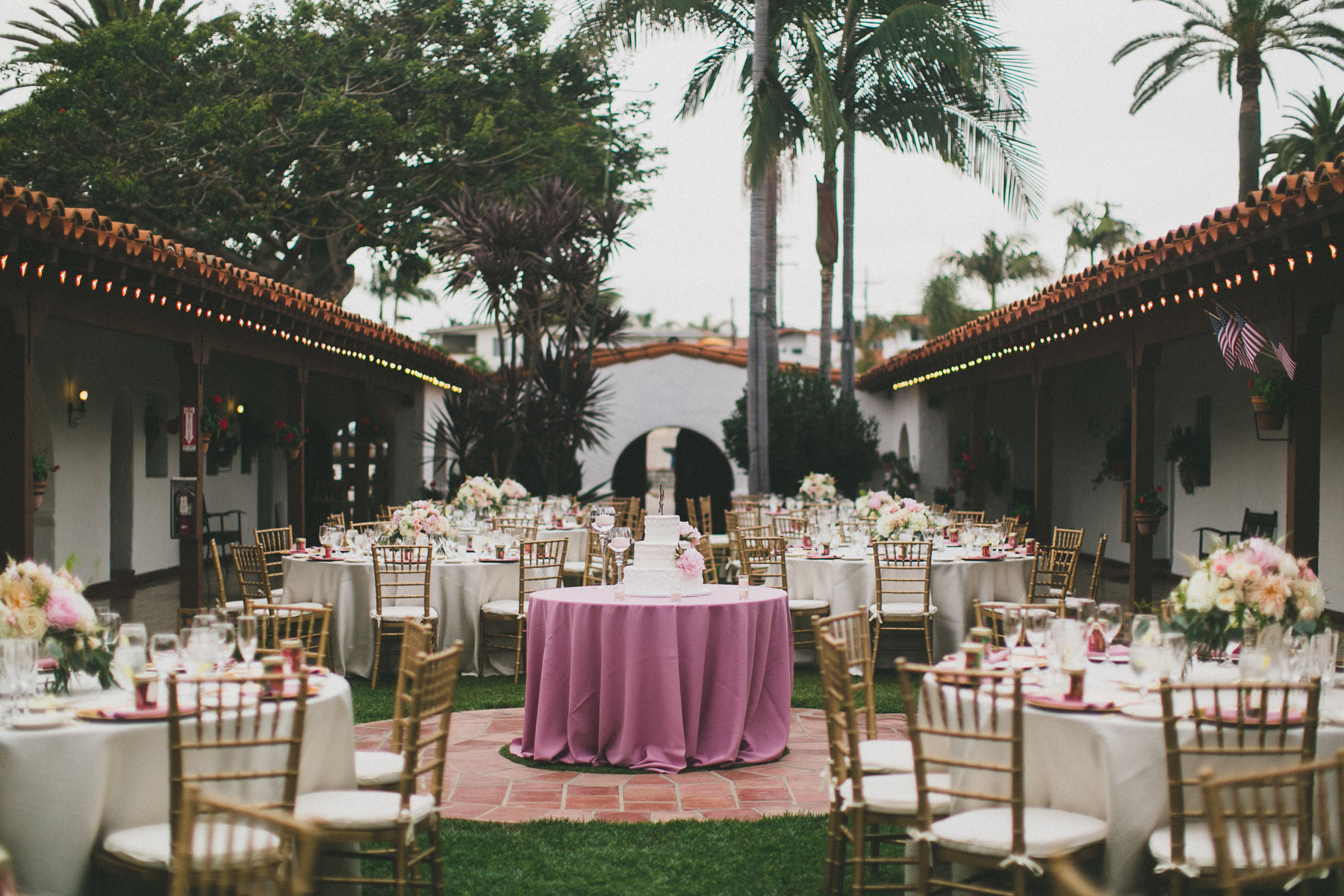 Wedding at Casa Romantica