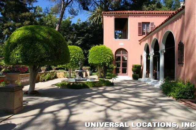 Private Estate Venues Pasadena