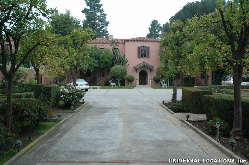Private Estate Venue Pasadena