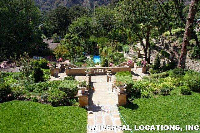 Private Estate Venues Pasadena