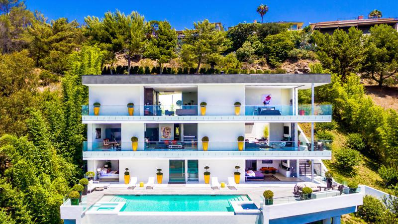 private wedding estate rentals hollywood