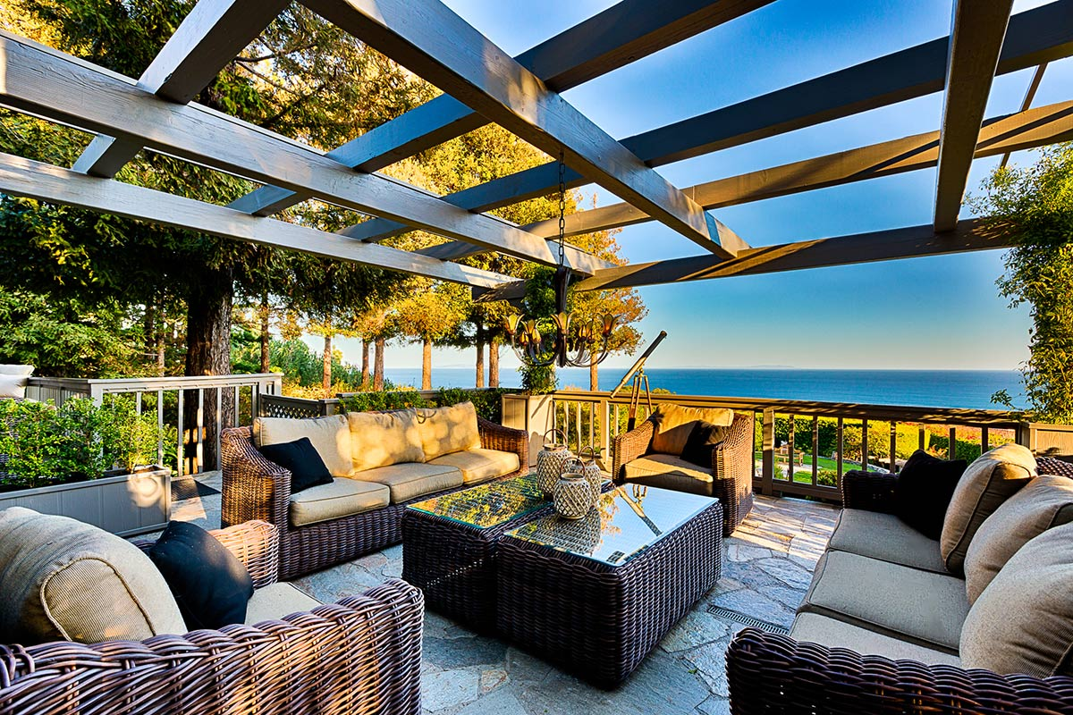 Private Wedding Estate Malibu