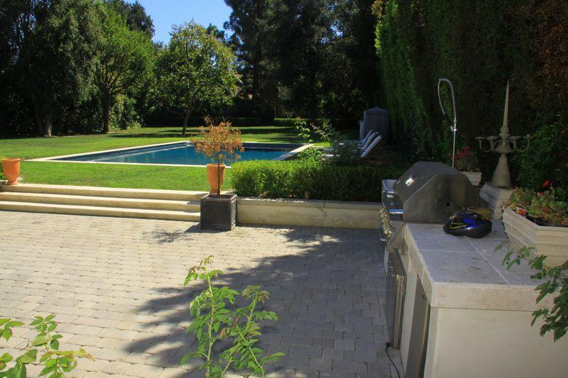 Private estate wedding encino
