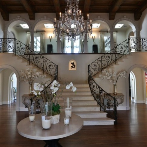 Beverly Hills Mansion Wedding Venue