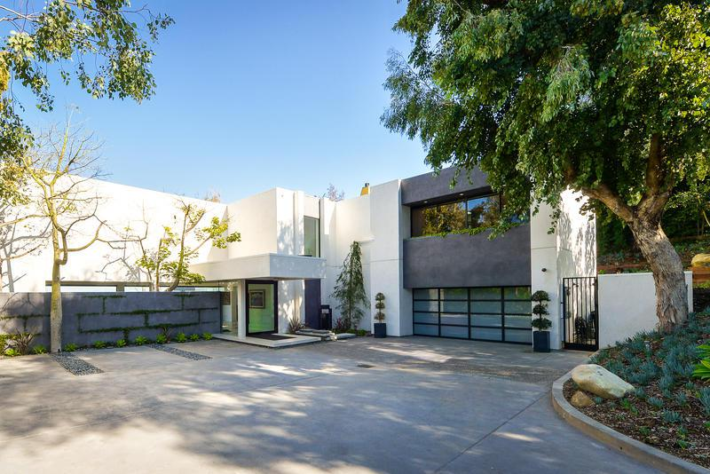 Modern Event Estate Rental Hollywood Hills