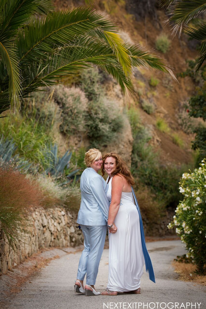 Private Estate LGBT Wedding Malibu