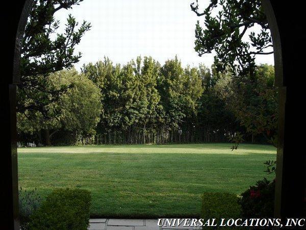 Wedding Estate English Mansion Beverly Hills