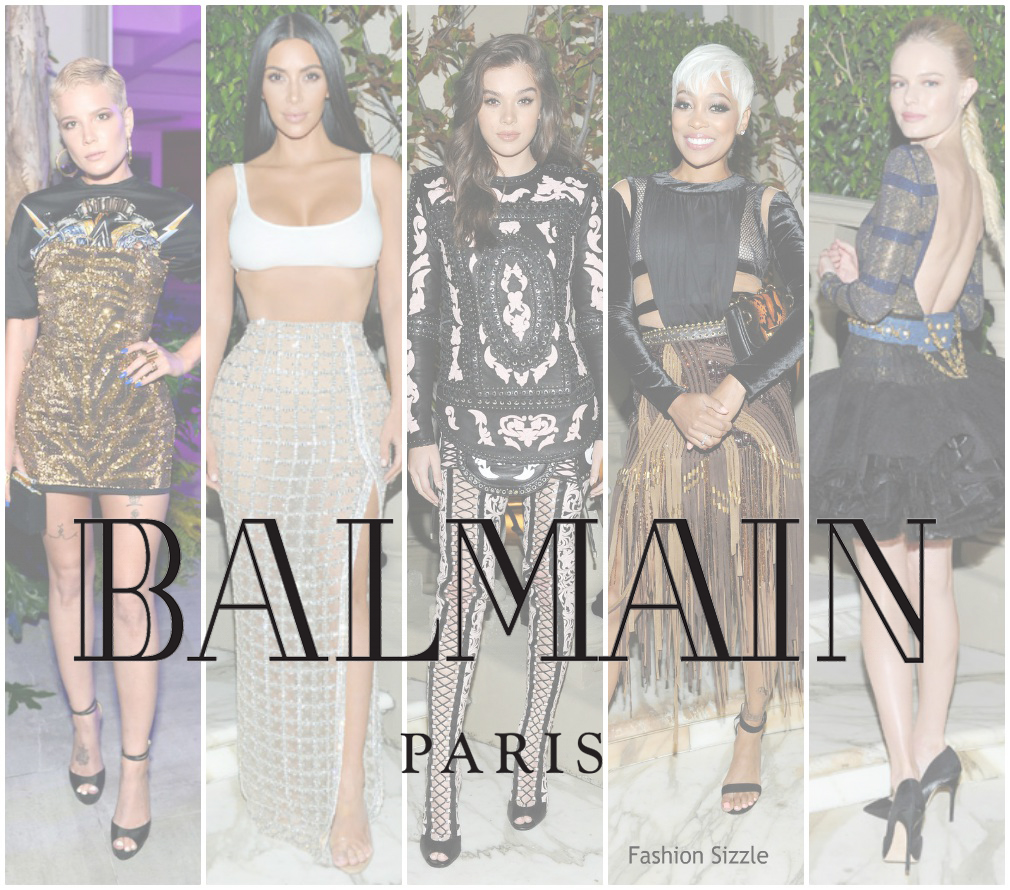 Balmain Beats Event by Dre