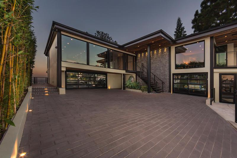 Modern Event Estate Los Angeles