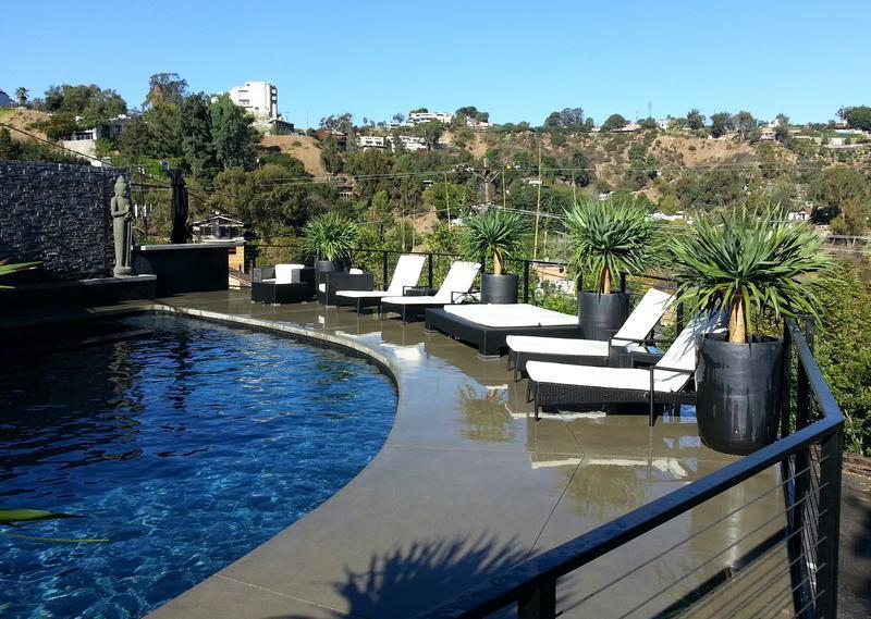 Modern Event Estate Los Angeles