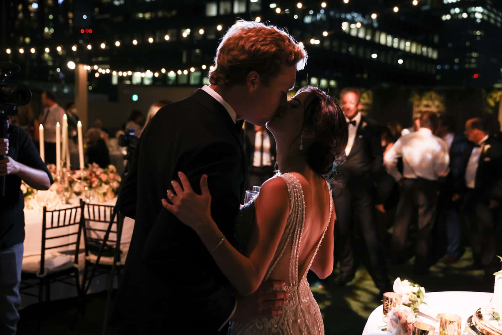 Couple dancing at their Wedding | Gianna Provenzano Gallery