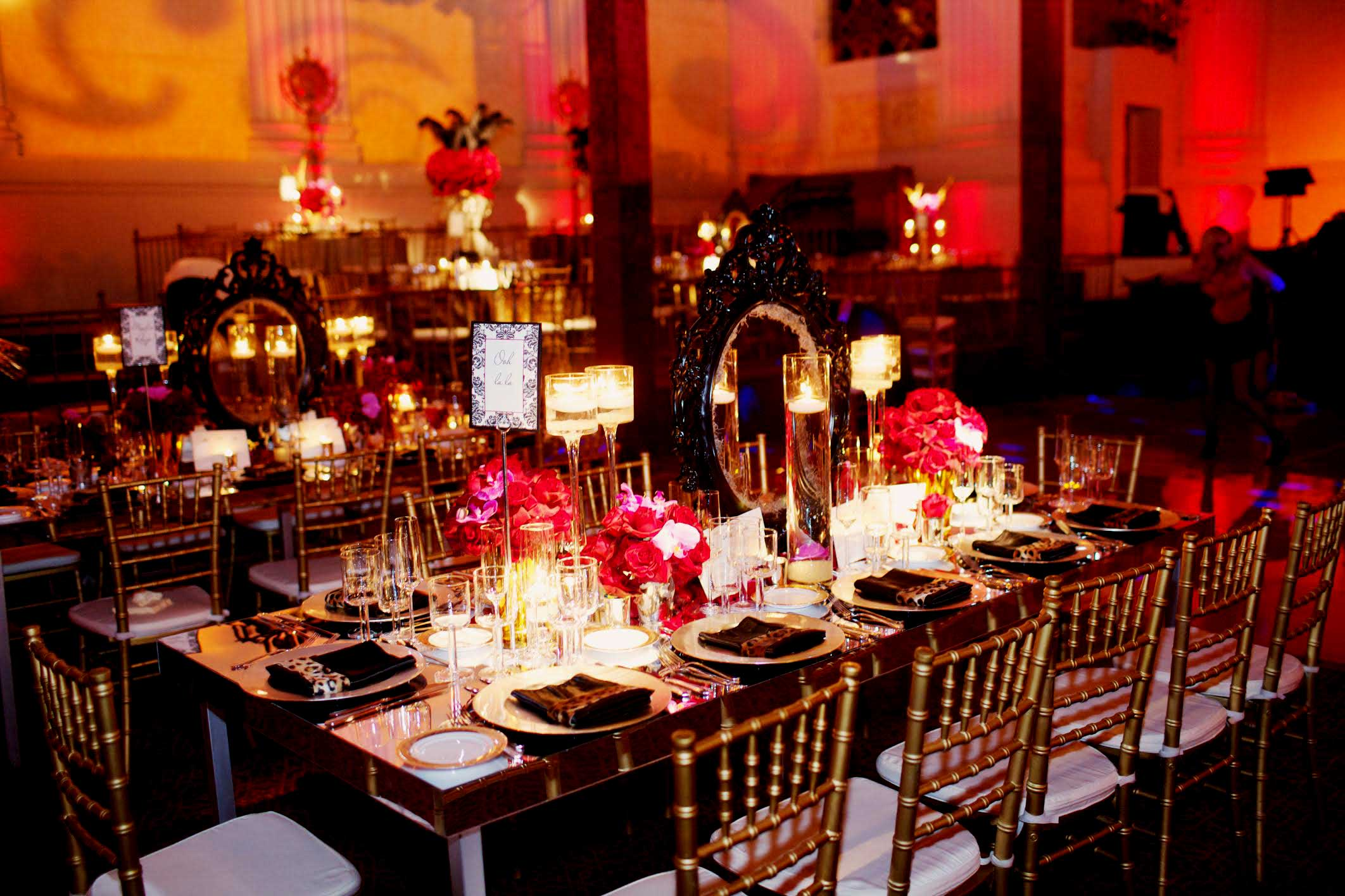corporate event planning beverly hills
