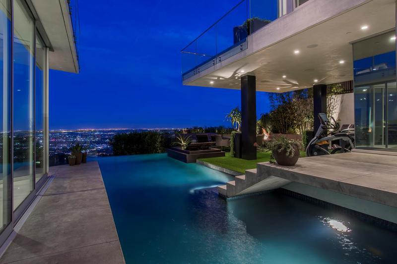Modern Estate Event Rental Los Angeles