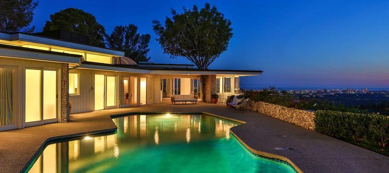 Beverly Hills Estate Event Rental