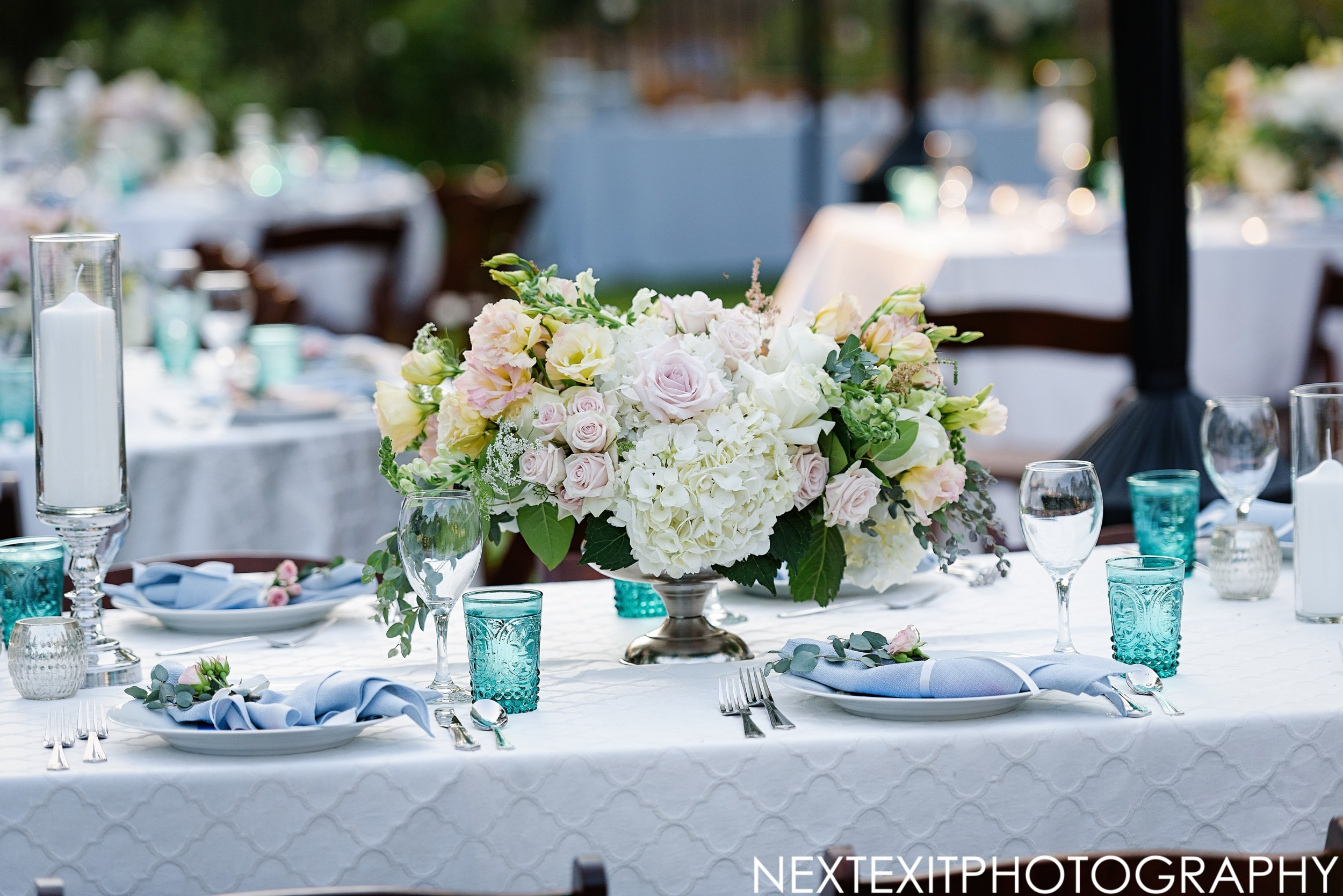 Southern Style Malibu Wedding