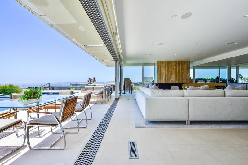 modern home los angeles events