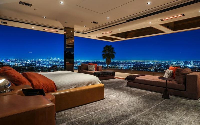 Stunning Modern Events Home Holmby Hills