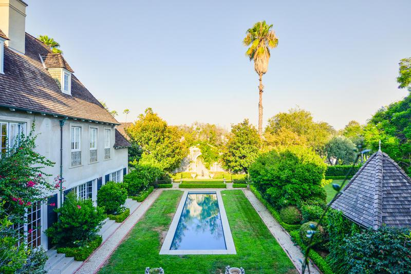 elegant private event estate rental los angeles