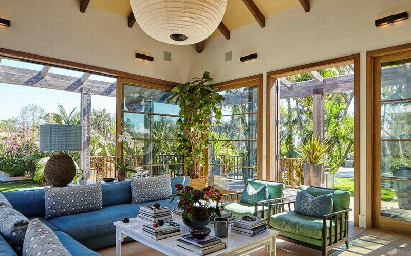 Rustic Malibu Private Estate Weddings