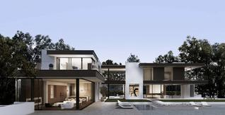 Beverly Hills Modern Home Events