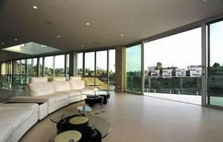 Hollywood Hills Estate Event Rental