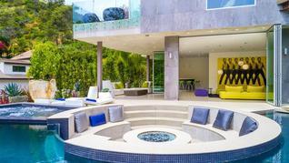 Modern Bel Air Private Event Wedding Estate